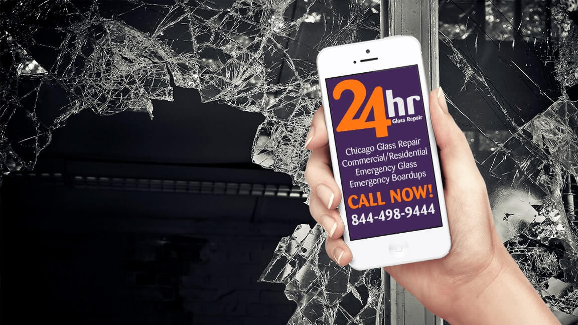 Berwyn 24 Hour Glass Repair
