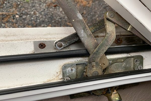 window hardware replacement
